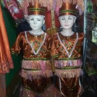 pakaian karnaval baju daerah irian adat papua exclusive Dewasa