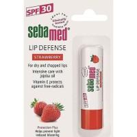 Sebamed Lip Defense Strawberry SPF 30 Original 100%