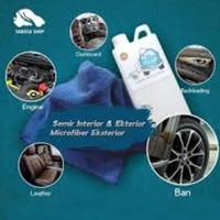 Original Sabusa Semir Interior & Eksterior - Pengkilap Mobil Premium