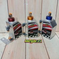 Cool botol reservoir cadangan air radiator ninja vixion cb150 Gp