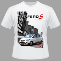 Kaos Confero S Baju Wuling Tshirt