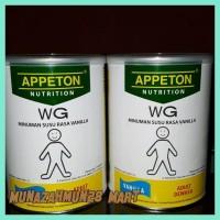 Sale Appeton Weigth Gain Apeton Susu Penambah Berat Badan Dewasa 450