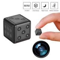 Spy Dice Camera Mini Kamera Dadu Pengintai Mata-Mata Full HD SQ16