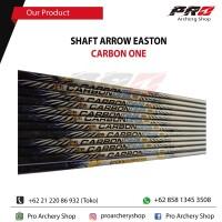 SHAFT ARROW EASTON CARBON ONE - 6 PCS