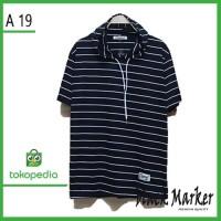 Baju Kaos hoodie - Hodie Kupluk - Premium Distro Motif Belang Belang