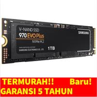 Samsung SSD 970 EVO Plus - 1TB NVMe M.2 PCIe 3.0 - Garansi 5 Tahun