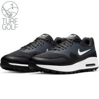 Nike Golf Shoes - Air Max 1 G Mesh - Black - White 2020