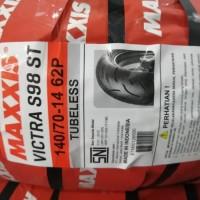 Paket Ban AEROX MAXXIS MAFIST ukuran 110/80-14 & 140/70-14 (SEPASANG).