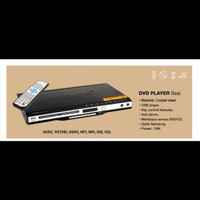 DVD PLAYER NAGOYA USB KARAOKE FULL HD