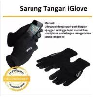 iGlove Sarung Tangan Touch Screen Sarung Tangan Bisa Sentuh Layar HP