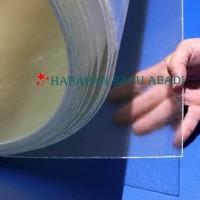 Polycarbonate Sheet 0,5mm / Polikarbonat Bening Padat Solid Lembaran