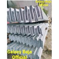 Reng baja ringan / Rangka Atap baja ringan Reng R30 x 0.40 mm /