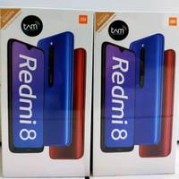 HP XIAOMI REDMI 8 / REDMI8 RAM 4GB / 64GB NEW ORIGINAL GARANSI RESMI