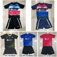 Dijual Setelan Baju Badminton / Bulutangkis Anak (Junior) Termurah