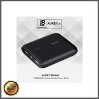 Aukey PB N42 Original AiPower Bank Pocket 10000mAh Garansi Resmi AUKE