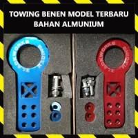 Towing Almunium Benen