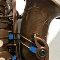 Terpopuler Saxophone Selmer Mark Vi Antique Alto E-Flat New