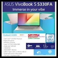 MURAH LAPTOP ASUS VIVOBOOK S S330 - I3-8145U DDR4 4GB SSD256GB 13.3