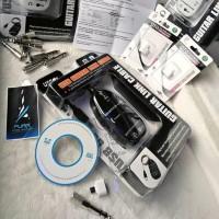 HOT SALE Paket Efek Gitar Android & PC, USB GUITAR LINK + USB OTG +