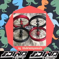 Velg 12 untuk pushbike dan balancebike Limited