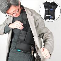 Hidden Oxter Invisible Crossbody Storage Bag
