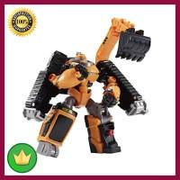 Figure Athlon Rocky Robot Mainan