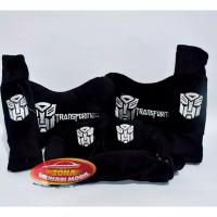 Bantal Mobil Set 3 in 1 Transformers / Headrest Car Set Transformer