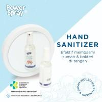POWER SPRAY Hand Sanitizer 60 ml