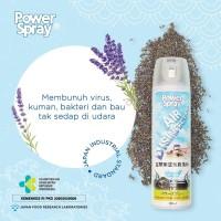 POWER SPRAY Premium Air Disinfectant 500 ml