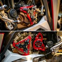 aksesoris cover mesin CBR CB 150 r15 vva cover engine mt-15