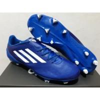 SEPATU BOLA ADIDAS F50 X 99.1 BLUE STRIPES WHITE