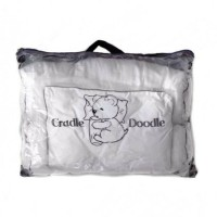 Cradle Doodle Baby Pillow Set - Soft