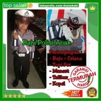 Baju Setelan Anak Kostum Polisi,Kado/Hadiah Ulang Tahun,POLICE COSTUME