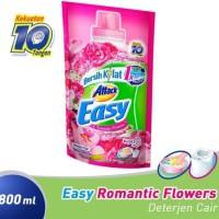 Deterjen Cair Attack Easy Romantic Flowers Refill 800ml