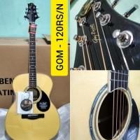 Gitar Akustik Gom 120 Rs N Greg Bennett Ori Samick - Natural Gloss