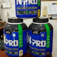 ANS N PRO 4lbs whey protein