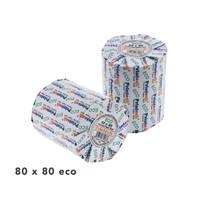 1 Roll PRINTECH Kertas Thermal Kasir 80x80 ECO ( Ekonomis )