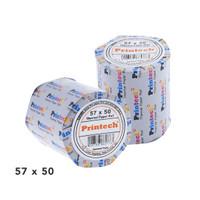 1 Roll PRINTECH Kertas Thermal Kasir 57x50