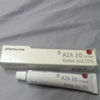 SEGERA DAPATKAN AZELAIC AZALEIC ACID AZA 20 % TERPERCAYA