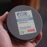 DISKON HARI INI HAIR WAX FIX PROFESSIONAL CLAY DOH MOLDING POMADE