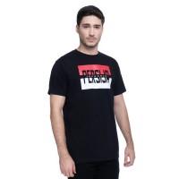 T Shirt Persija Merah Putih/BLK Black