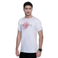 T Shirt Persija Claw/WHT White