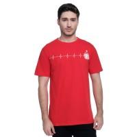 T Shirt Persija Beat/RED Red
