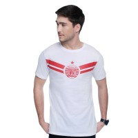 T Shirt Persija Medal/WHT Red