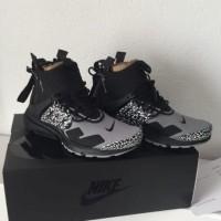 Sepatu Nike Presto Acronym Black Grey Premium Original