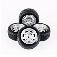 R033 RC On Road tires, ban RC velg 1:10