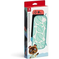 Nintendo Switch Animal Crossing Aloha Edition Carrying Case & SG