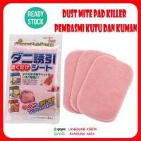 Pembasmi kuman dan kutu - Anti Mite Pad - Dust Mite Killing Pad