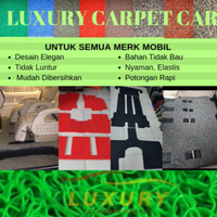 Bagasi Karpet Mobil Mie Bihun AGYA / AYLA Bahan 1 Warna