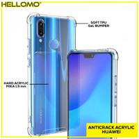 Anticrack / Anti Shock Case / Casing Huawei Nova 2i, 3i, P20 / P20 PRO